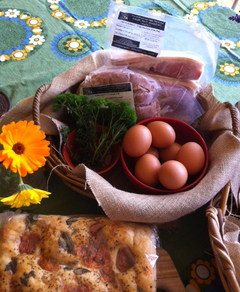 Tommerup's Farmhouse Breakfast Hamper
